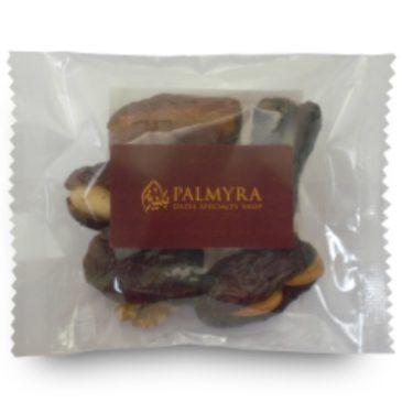 ナッツやピールなど5種類のハグムの味を1袋に入れたハグム5種セット